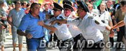 5 августа в Бельцах вылилось в 16 уголовных дел