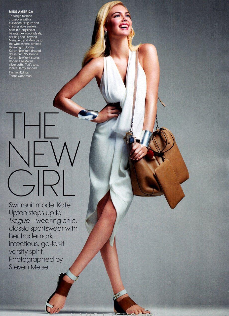Фото из журналов мод