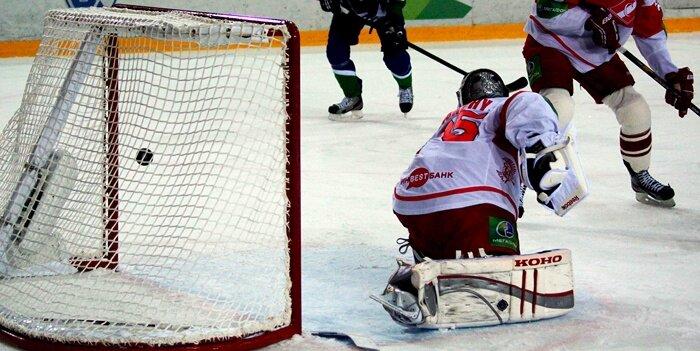 «Югра» vs «Спартак» 6:3 чемпионат КХЛ 2012-2013 (Фото)