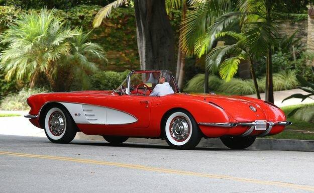 У Джорджа Клуни отличный вкус в выборе автомобилей