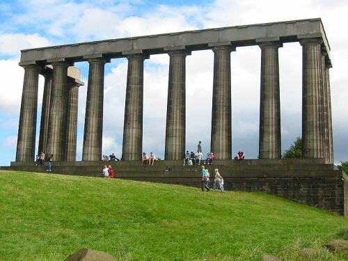 Национальный памятник жадности