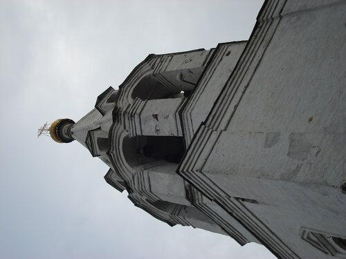 Коломенское, Колокольня Храма Казанской иконы Божией Матери