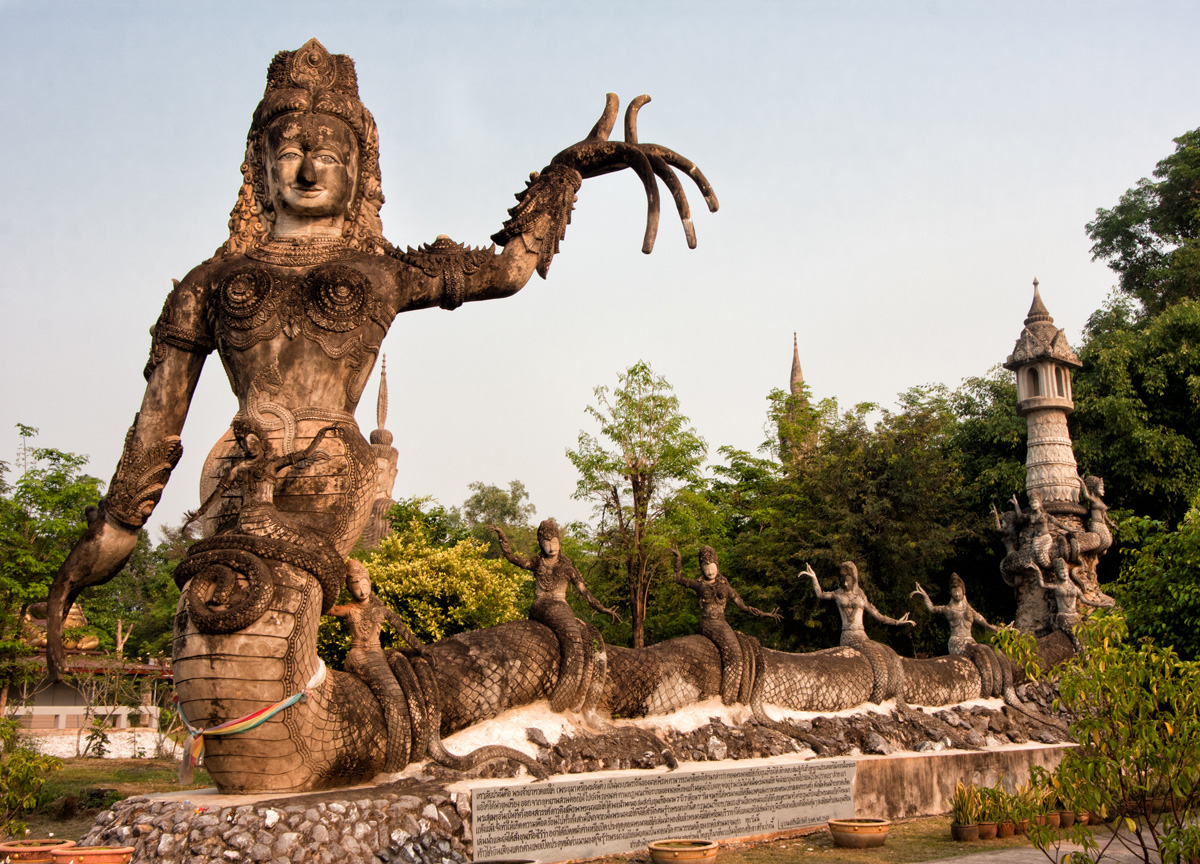 Sala Keoku sculpture park
