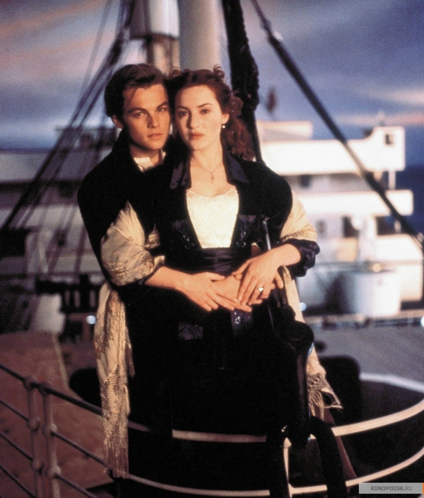 a summary of the film titanic