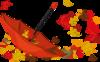 Осенний клипарт,листья