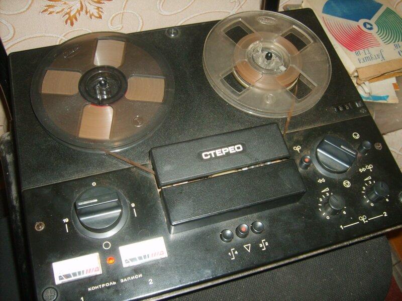 Схемы магнитофонов - В помощь радиолюбителю