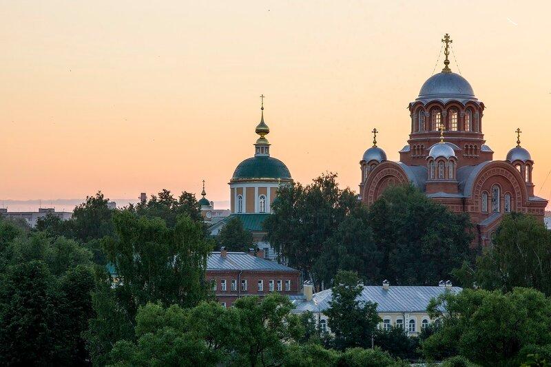 Хотьково. Покровский Хотьков монастырь