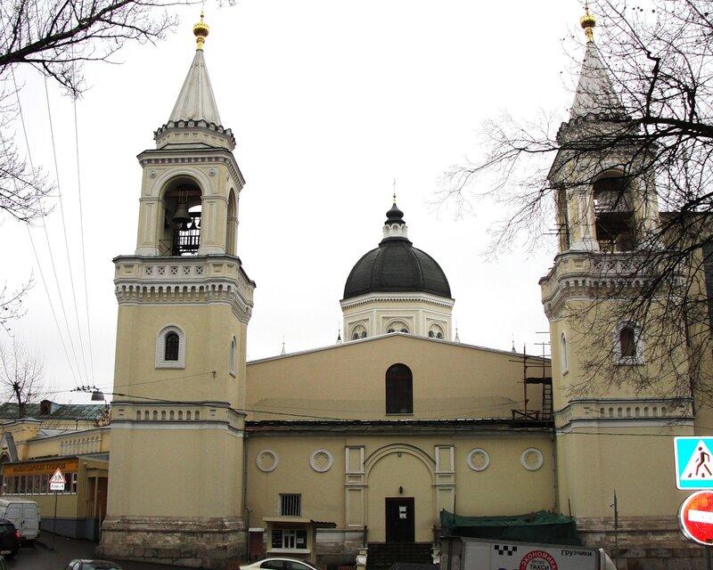 Женский Иоанно-Предтеченский (Ивановский) монастырь