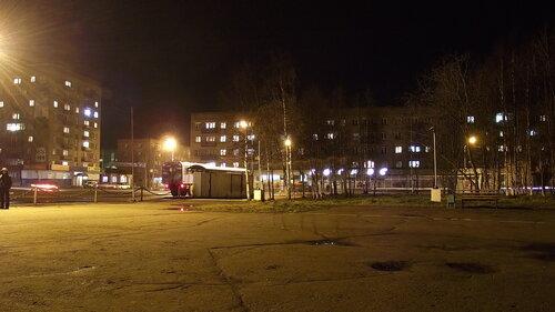 Фото города Инта №2105  Горького 1, 1а, 3, Бабушкина 1 12.10.2012_19:16