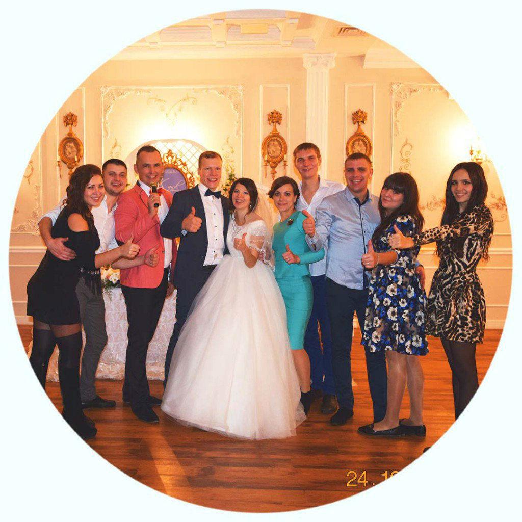 Ведущий на свадьбу Волгоград