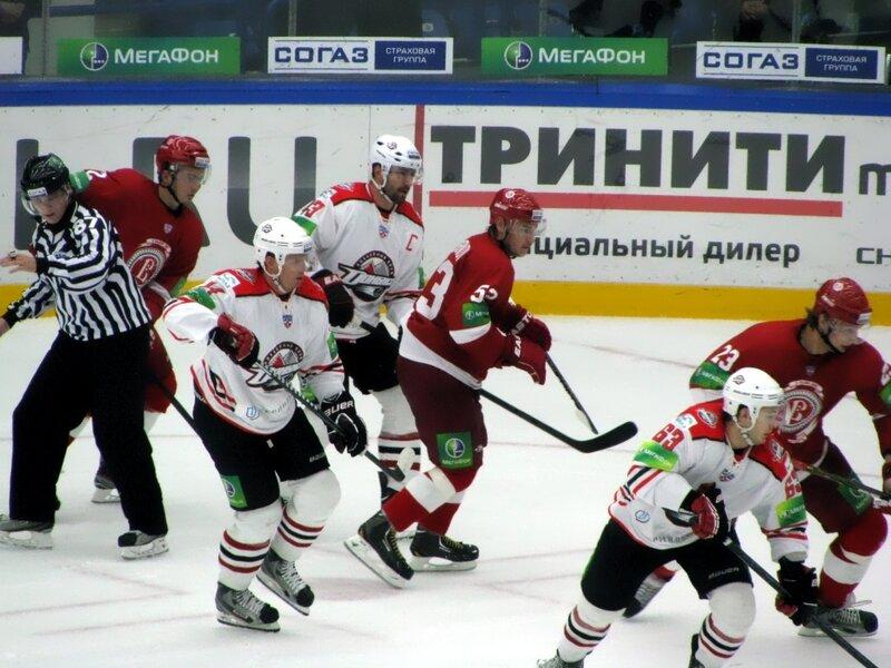 Витязь - Донбасс(Фото).