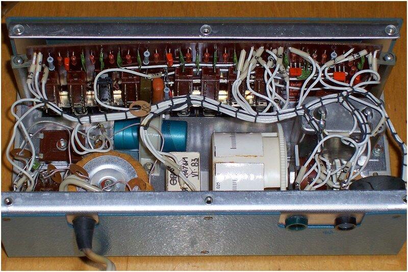 Измеритель RCL - предназначен для измерения сопротивления, ёмкости и индуктивности при конструи- ровании схем...