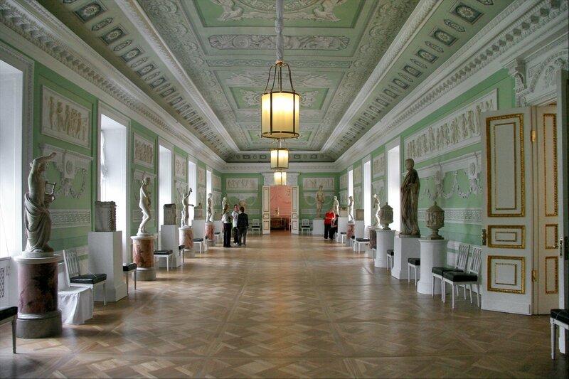 Павловский дворец, Кавалерский зал