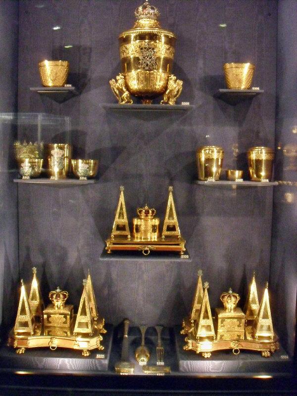 коронационный реликварий