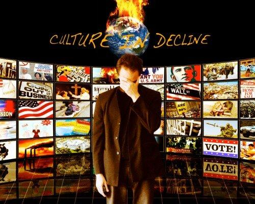 Культура в упадке. 1 Какая ещё демократия? Culture in Decline
