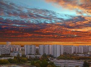 Свежие фотографии района Солнцево