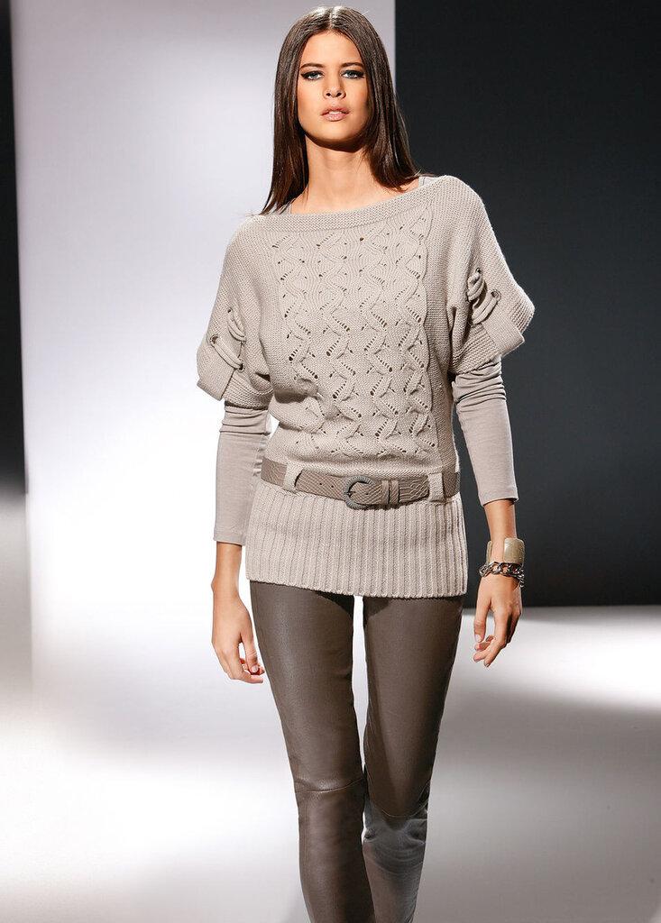 Пуловер С Рукавами Кимоно Доставка