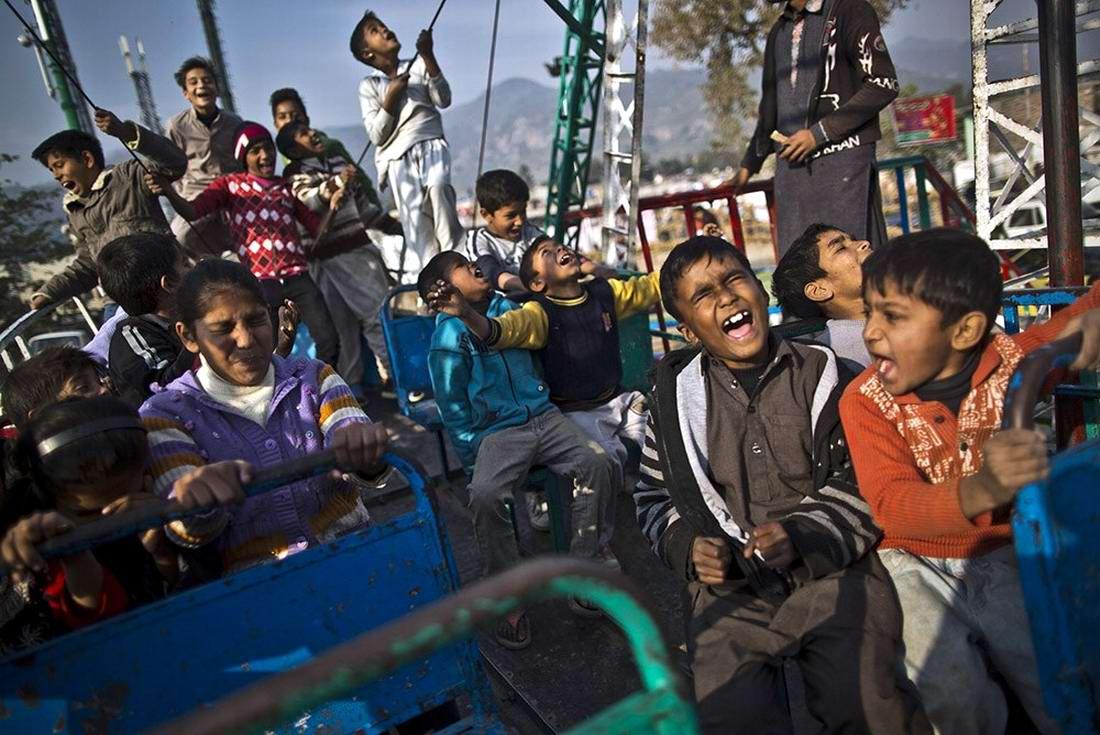 Парки развлечений для бедняков: Пакистанские Диснейленды (11)