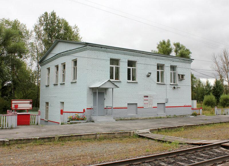 Здание ДСП Поста Лопатино