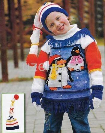 варежки uzel-ki.ru - Вязание спицами для девочек-подростков. вязание комплекта с юбкой для девочки .