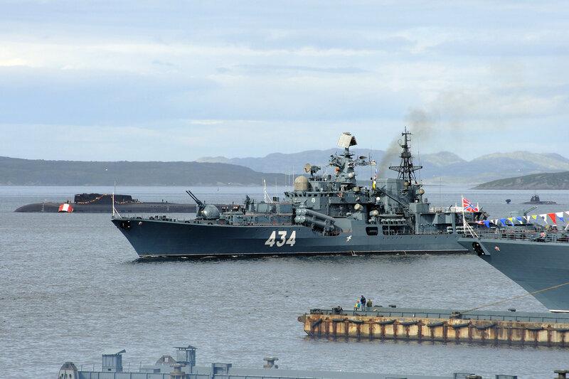 ВМФ СССР и РФ в цвете. 1960-2000-е / Цусимские форумы
