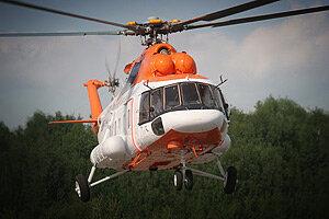 Летчики МЧС проходят курс выживания в приморской тайге