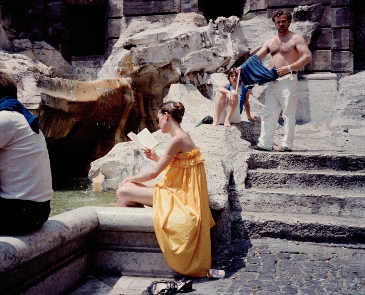Рим, 1981