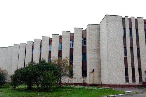 грязелечебница санатория Донбасс
