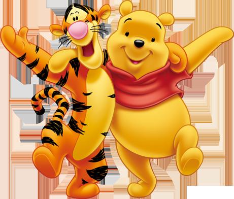 "Винни Пух и Тигра "" Схемы"