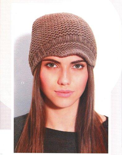 Журнал Мод 561/2012 по вязанию