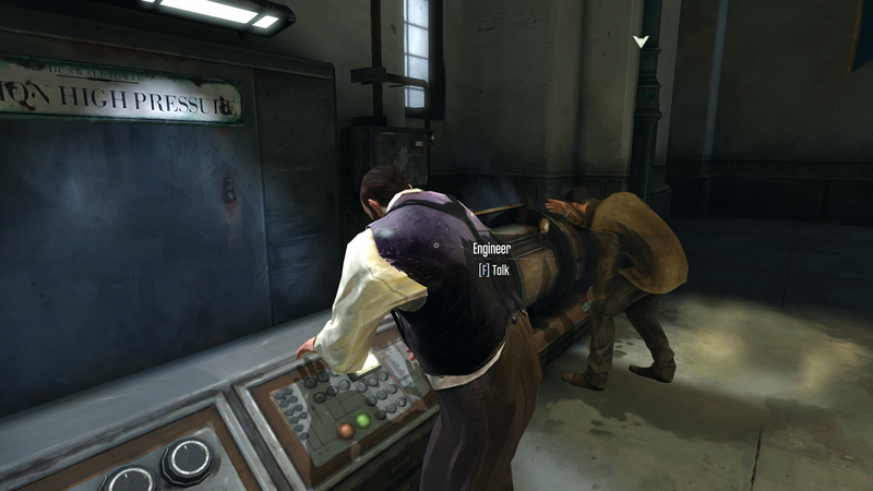 Screens Zimmer 2 angezeig: dishonored repack