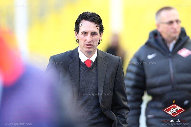 «Спартак» vs «Мордовия» 2:0 Премьер-лига 2012-2013 (Фото)