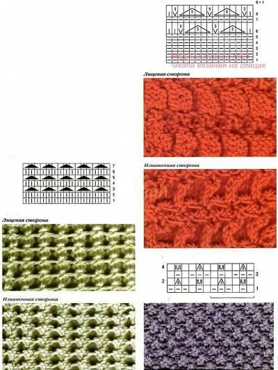 Схемы вязания фенечек, схемы брюгского вязания, бесплатные схемы вязания шапок и. рельефная розочка...
