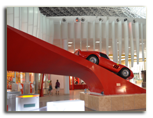 ОАЭ. Абу Даби. Парк «Ferrari World»
