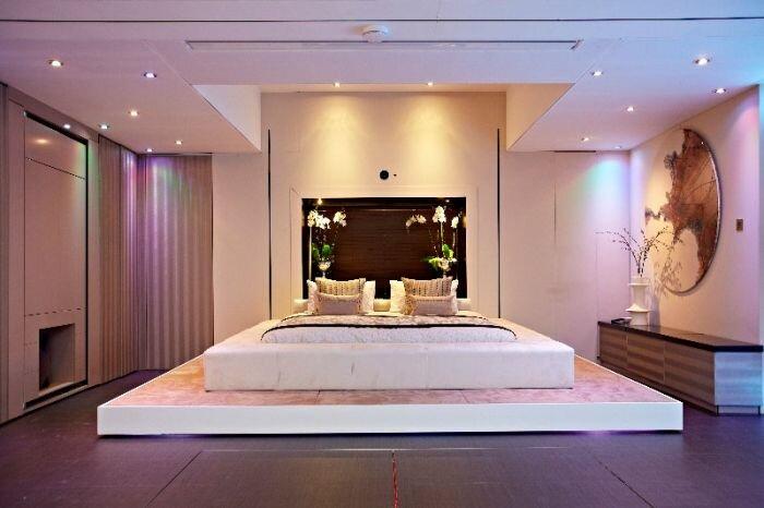 Крутой дизайн спальни