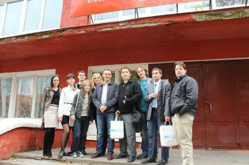 Торжественное закрытие форума МИЦ 2012