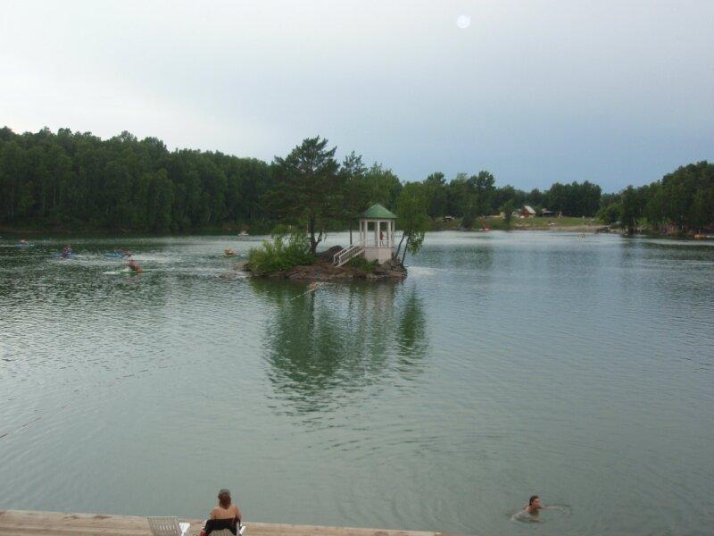 Озеро Ая