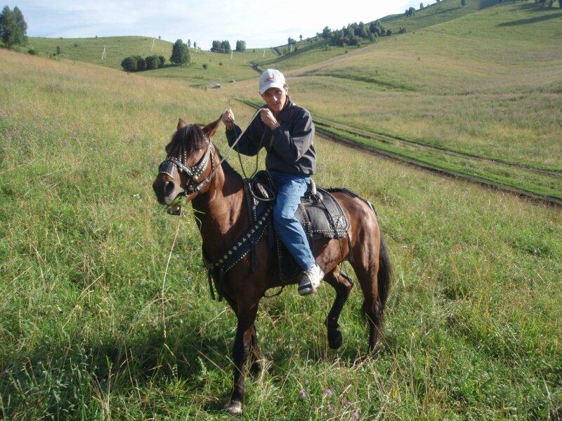 Экскурсии по Алтаю на лошади