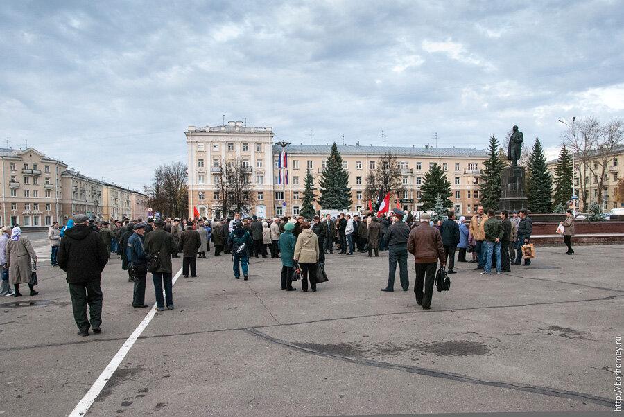 митинг саров фото