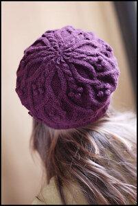 Беретик Лаурель - цветок виноградной лозы. Наши воплощения