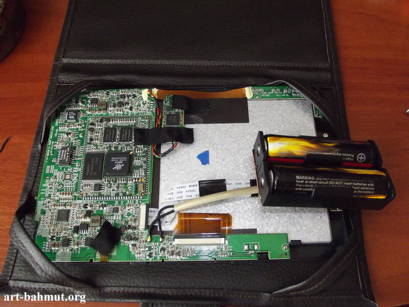 Замена аккумулятора в планшете своими руками