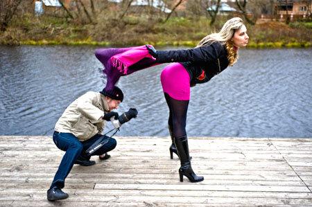Как стать гениальным фотографом? Пять правил.
