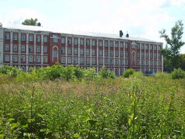 Казармы ткацкой фабрики 2