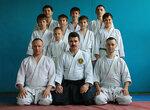 Учебно-аттестационный семинар по айкидо г.Волгодонск