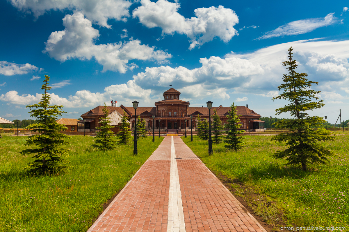 Болгар. Татарстан