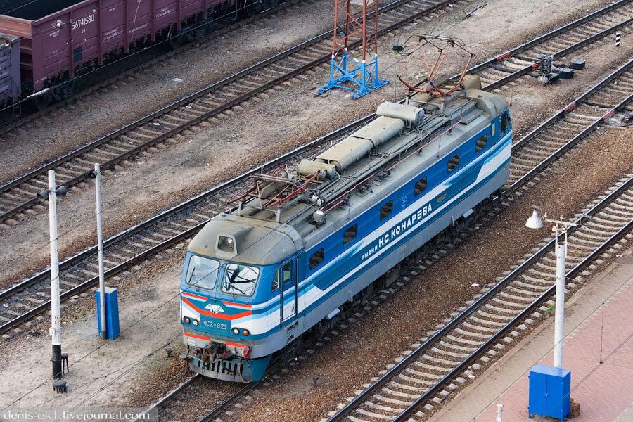 Белгород Железнодорожный вокзал