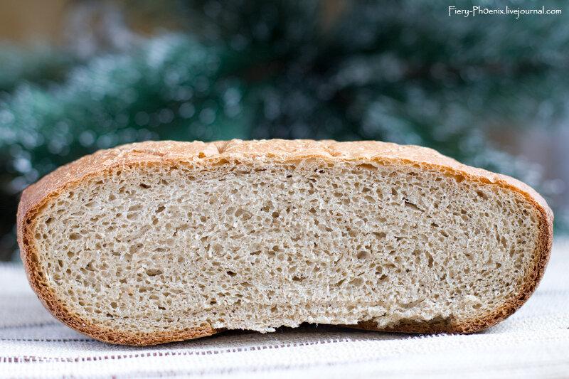 почему хлеб получается сухим