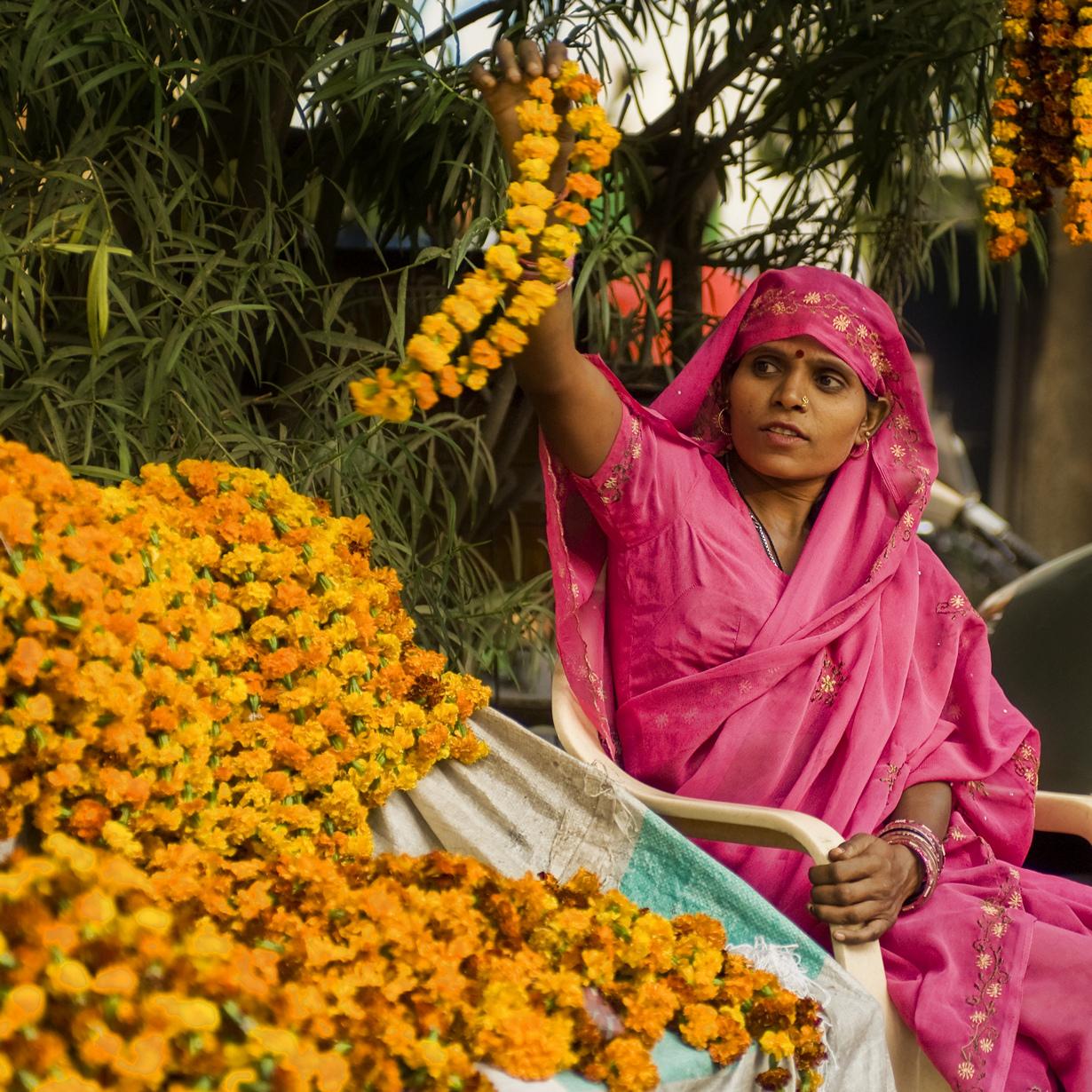 4 место. Дивали — индуистский праздник, символизирующий победу добра над злом. Фестиваль приходится