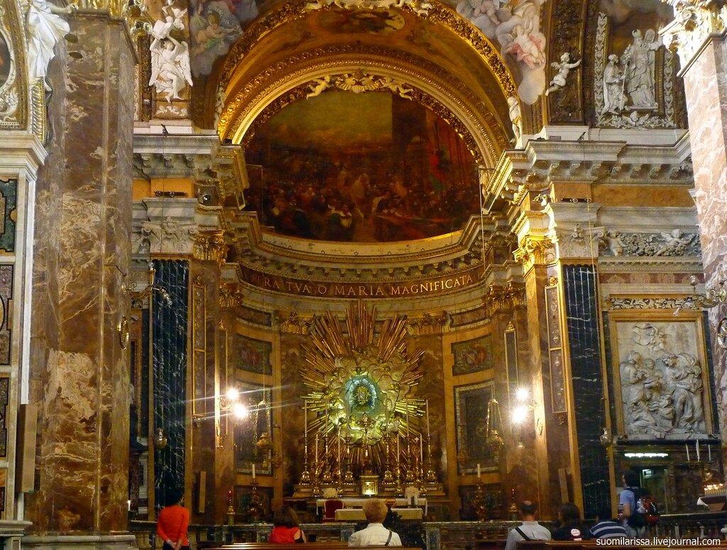 Chiesa Santa Maria della Vittoria.