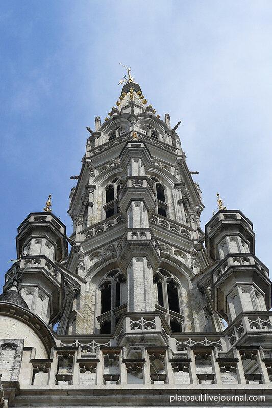 Брюссельская ратуша